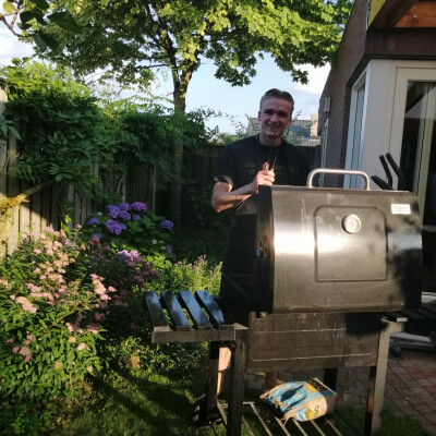Jochem is looking for a Room in Breda